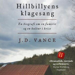 Hillbillyens klagesang (lydbok) av J.D. Vance