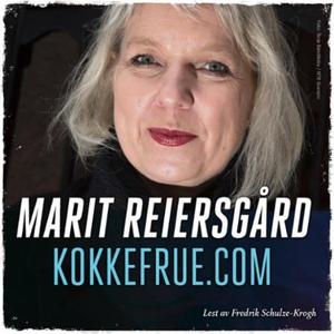 Kokkefrue.com (lydbok) av Marit Reiersgård
