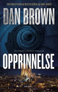 Opprinnelse (ebok) av Dan Brown