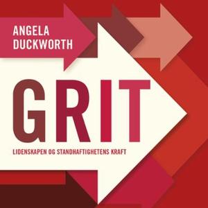 Grit (lydbok) av Angela Duckworth