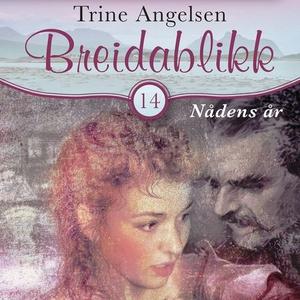 Nådens år (lydbok) av Trine Angelsen