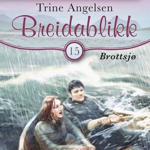 Brottsjø (lydbok) av Trine Angelsen
