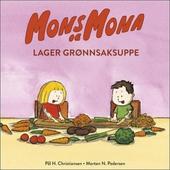 Mons og Mona lager grønnsakssuppe