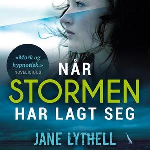 Når stormen har lagt seg (lydbok) av Jane Lyt