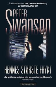 Hennes største frykt (ebok) av Peter Swanson