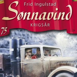 Krigsår (lydbok) av Frid Ingulstad