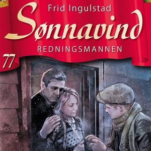 Redningsmannen (lydbok) av Frid Ingulstad