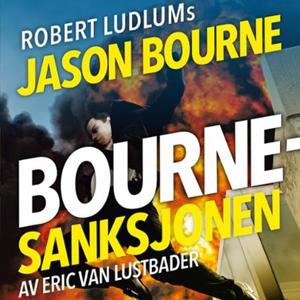 Bourne-sanksjonen (lydbok) av Eric Van Lustba