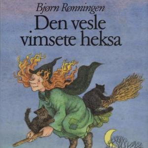 Den vesle vimsete heksa (lydbok) av Bjørn Røn