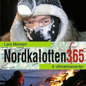Nordkalotten 365 (lydbok) av Lars Monsen