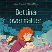 Bettina overnatter