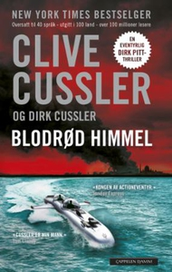 Blodrød himmel (ebok) av Clive Cussler, Dirk