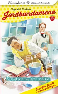 Kjøkkenskrivere (ebok) av Synnøve Eriksen