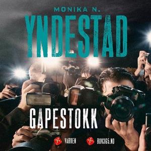 Gapestokk (lydbok) av Monika Nordland Yndesta