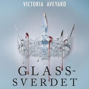 Glassverdet (lydbok) av Victoria Aveyard