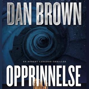 Opprinnelse (lydbok) av Dan Brown