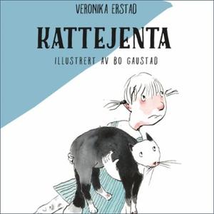 Kattejenta (lydbok) av Veronika Erstad