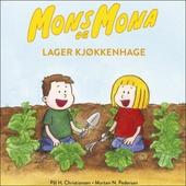 Mons og Mona lager kjøkkenhage