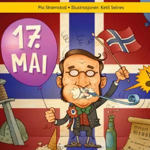 17. mai (lydbok) av Pia Strømstad