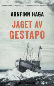 Jaget av Gestapo (ebok) av Arnfinn Haga