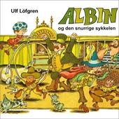 Albin og den snurrige sykkelen