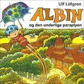 Albin og den underlige paraplyen