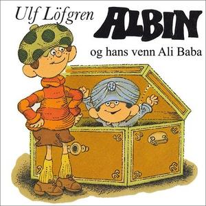 Albin og hans venn Ali Baba (lydbok) av Ulf L