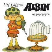 Albin og papegøyen