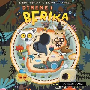 Dyrene i Bfrika (lydbok) av Bjørn F. Rørvik