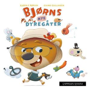 Bjørns nye dyregåter (lydbok) av Bjørn F. Rør