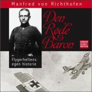 Den røde baron (lydbok) av Manfred von Richth