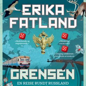 Grensen (lydbok) av Erika Fatland