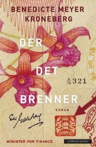 Der det brenner (ebok) av Benedicte Meyer Kro