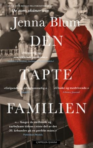 Den tapte familien (ebok) av Jenna Blum