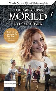Falske toner (ebok) av Torill Karina Børnes