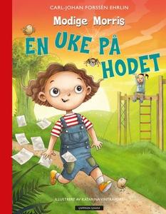 Modige Morris (ebok) av Carl-Johan Forssén Eh
