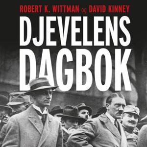 Djevelens dagbok (lydbok) av Robert K. Wittma
