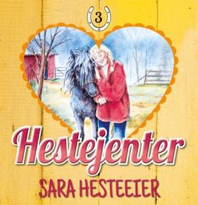 Sara hesteeier (lydbok) av Pia Hagmar