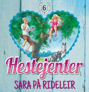 Sara på rideleir (lydbok) av Pia Hagmar
