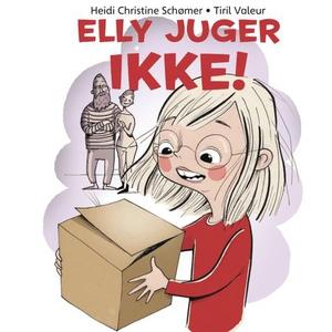 Elly juger IKKE! (lydbok) av Heidi Christine
