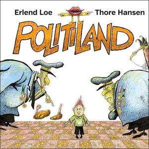 Politiland (lydbok) av Erlend Loe