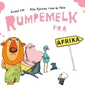 Rumpemelk fra Afrika (lydbok) av Erlend Loe