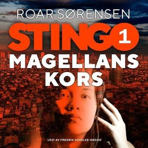 Magellans kors (lydbok) av Roar Sørensen