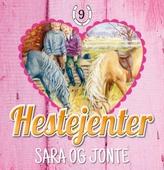 Sara og Jonte