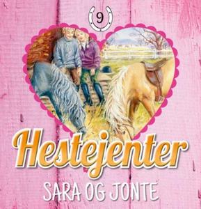 Sara og Jonte (lydbok) av Pia Hagmar
