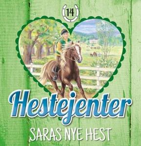 Saras nye hest (lydbok) av Pia Hagmar