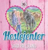 Sara på Island