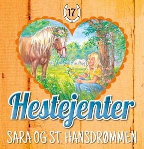 Sara og St. Hansdrømmen (lydbok) av Pia Hagma