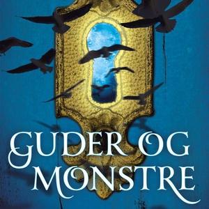 Guder og monstre (lydbok) av Laini Taylor