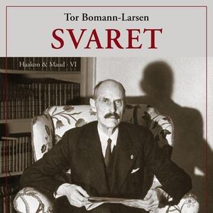Svaret (lydbok) av Tor Bomann-Larsen